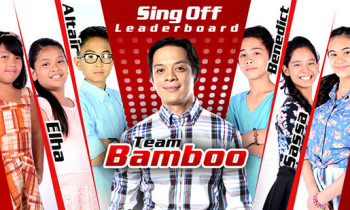 The Voice Kids Philippines Season 2 Team Bamboo 'Sing Offs' Videos and Results August 15