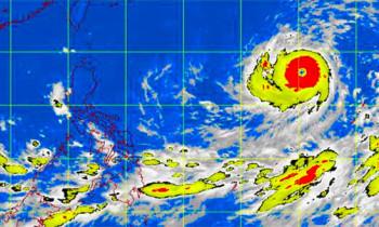 2015 Strongest Typhoon 'Soudelor' to enter PAR