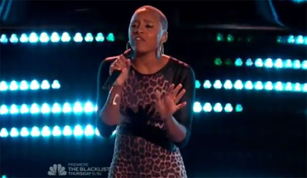 Celeste Betton The Voice