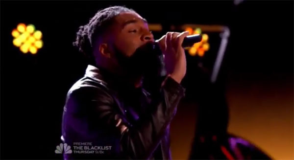 Darius Scott The Voice