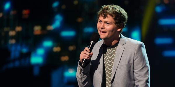 Drew Lynch Americas Got Talent Finale