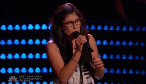 Ivonne Acero The Voice Auditions