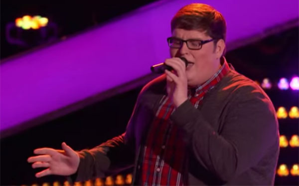 Jordan Smith The Voice Auditions