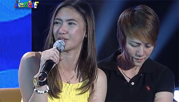 Pastillas girl mom on bugaw issue its showtime