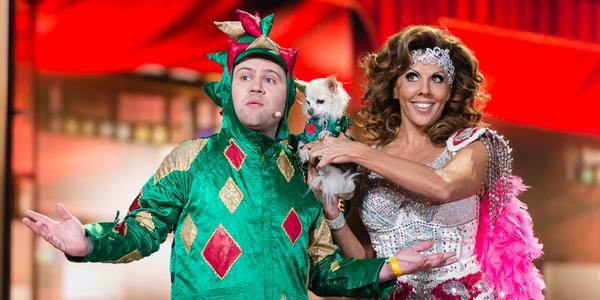 Piff the Magic Dragon America's Got Talent
