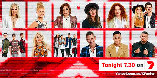 The X Factor Australia 2015 Live Decider Top 12 Elimination Results