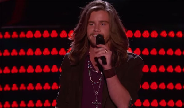 Tyler Dickerson The Voice 9 Auditions