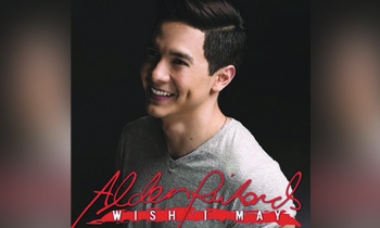 Alden Richards 'Wish I May' album out now