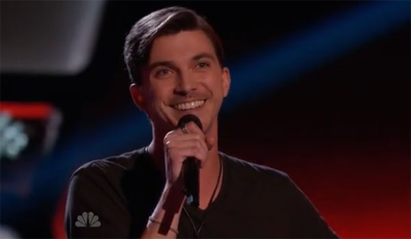 Chase Kerby the voice