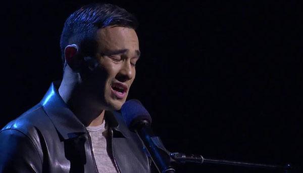 Cyrus Villanueva X Factor Australia Top 11