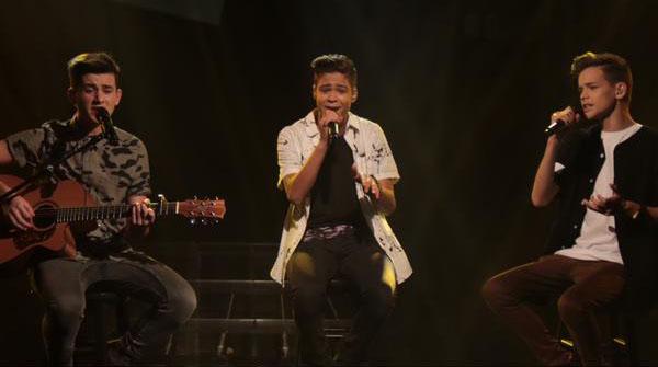 In Stereo X Factor Australia Top 10