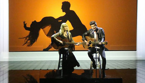 Jess & Matt x factor australia