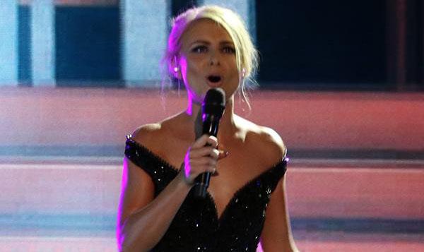 Michaela Baranov X Factor Australia Top 11