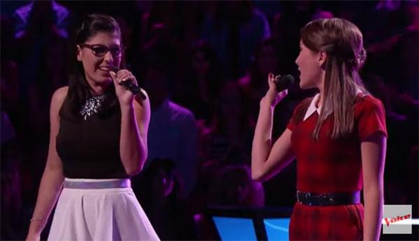Siahna Im vs Ivonne Acero the voice battles