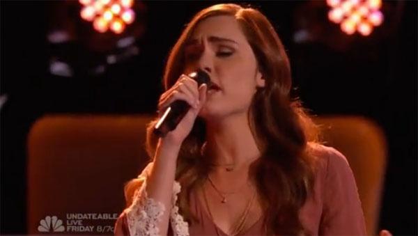 Sydney Rhame The Voice