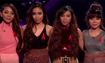 4th Impact eliminated from The X Factor UK 2015, Lauren Murray advances to Top 4