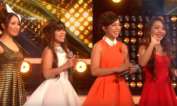 Pinay group 4th Impact survives elimination, advances to X Factor UK 2015 Top 11