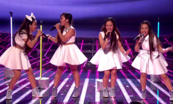 4th Impact sings 'Problem' on X Factor UK 2015 Live Show
