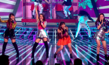 4th Impact sings 'Sound Of The Underground / The Clapping Song' on The X Factor UK