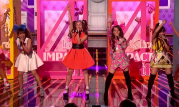 4th Impact sings 'Fancy/Rich Girl' on The X Factor UK 2015 Top 5