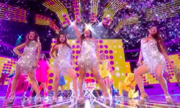 4th Impact sings 'Work It Out' on The X Factor UK Top 9 Live Show