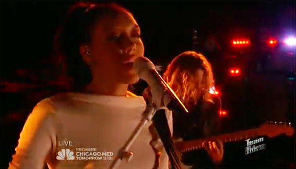 Amy Vachal The Voice top 12