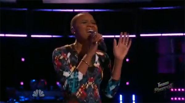Celeste Betton The Voice Live playoffs