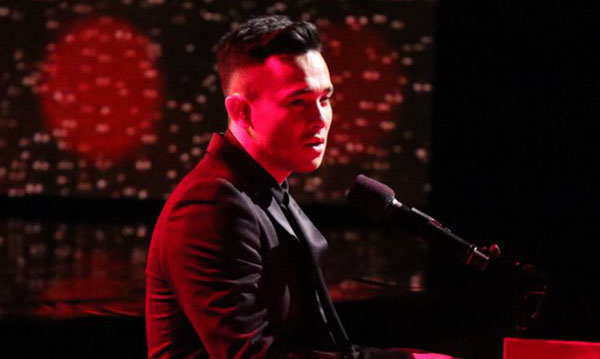 Cyrus Villanueva Jealous The X Factor Australia Grand Final video