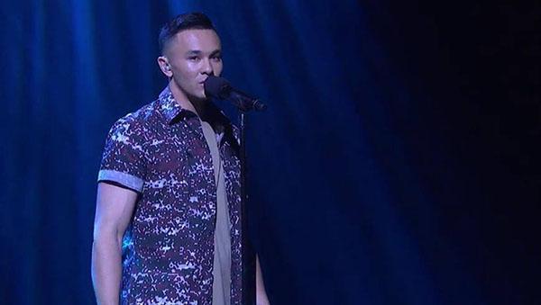Cyrus Villanueva X Factor Asutralia Top 6