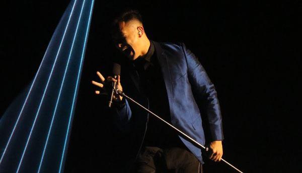 Cyrus Villanueva X Factor Australia Top 4