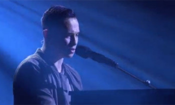 Cyrus Villanueva sings 'Wicked Game' on X Factor Australia Grand Finals