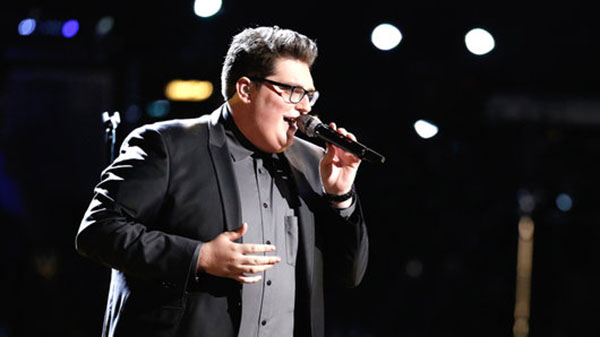 Jason Smith Halo Top 12 The Voice