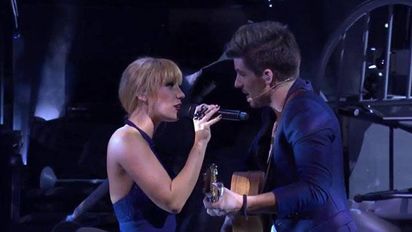 Jess & Matt Georgia X Factor AU