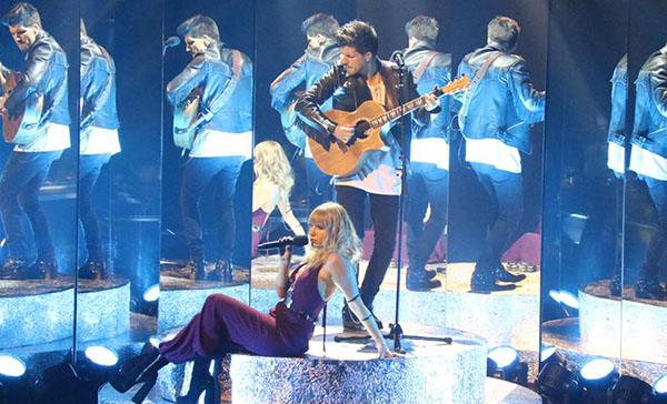 Jess & Matt X Factor Australia Top 4