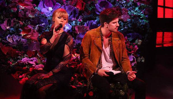 Jess & Matt X Factor Australia Top 5
