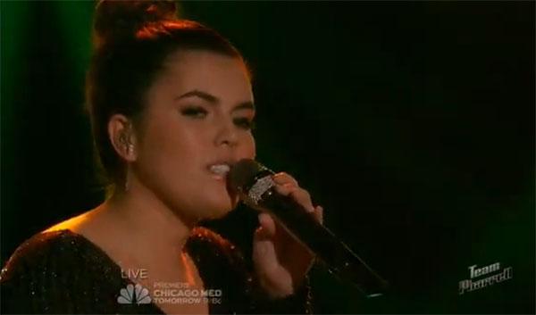 Madi Davis The Voice Top 12