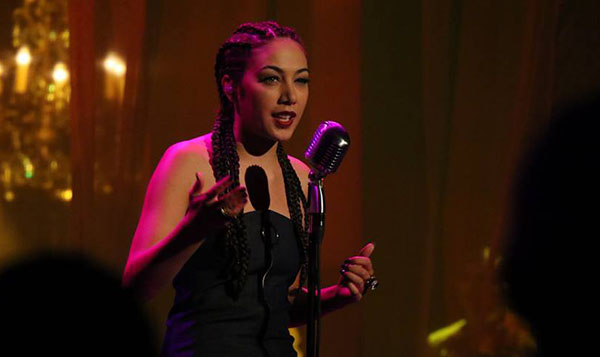 Mahalia Simpson X Factor Australia Top 5