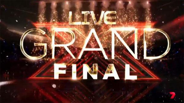 X Factor Australia Live Grand Final