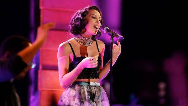 amy vachal the voice top 10