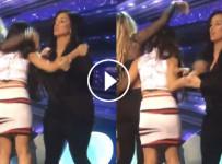lauren pushes 4th impact video