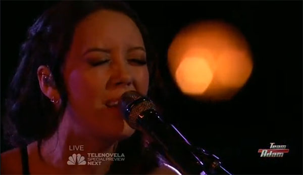 Amy Vachal The Voice Top 9