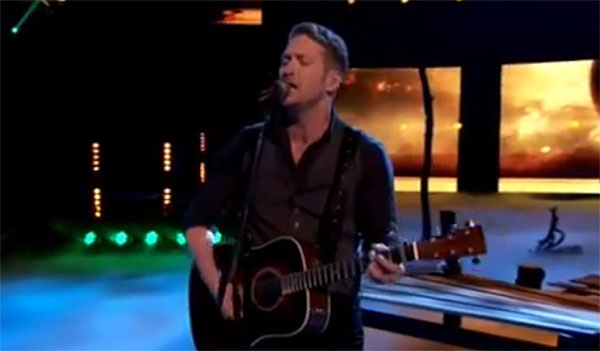 Barrett Baber The Voice Finale Solo Song