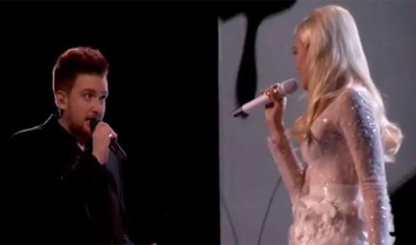 Jeffery Austin Gwen Stefani The Voice