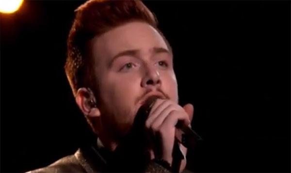 Jeffery Austin The Voice Finale