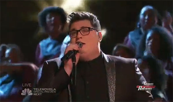 Jordan Smith The Voice Top 9