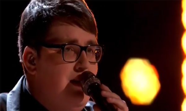 Jordan smith The Voice Finale mary did you know