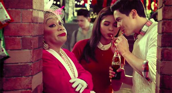 aldub coca cola tv commercial