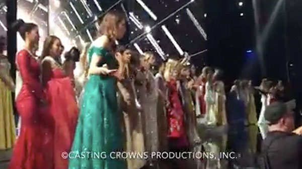 miss universe 2015 contestant reaction