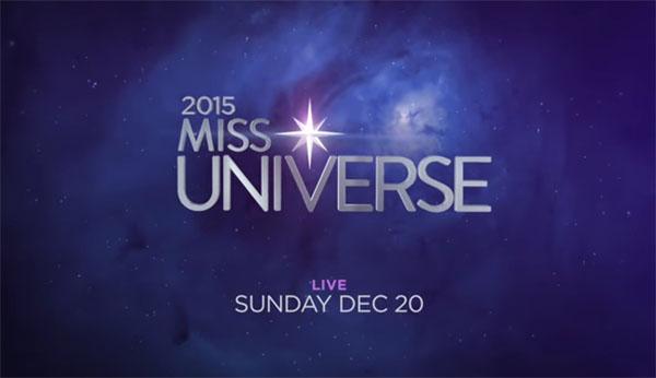 miss universe 2015 live