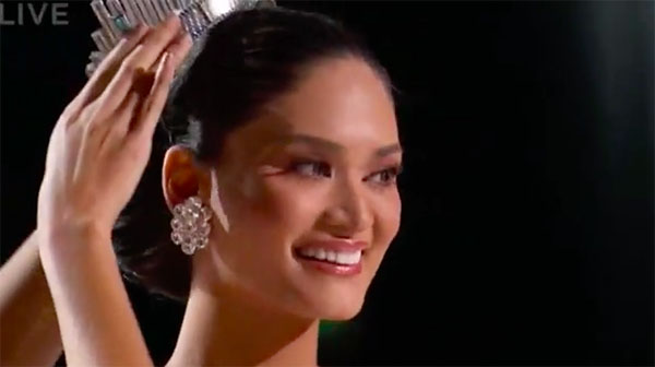 philipppines miss universe 2015 winner video
